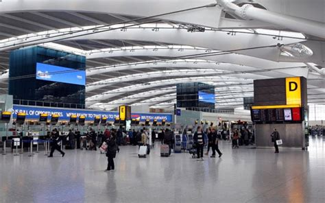 Heathrow Terminal 5 evacuated after bomb scare - Telegraph
