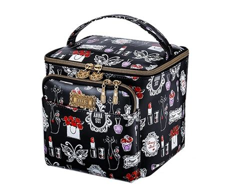 「ANNA SUI 2020 F/W COLLECTION BOOK VANITY POUCH BEAUTY BEAUTY」アナスイの