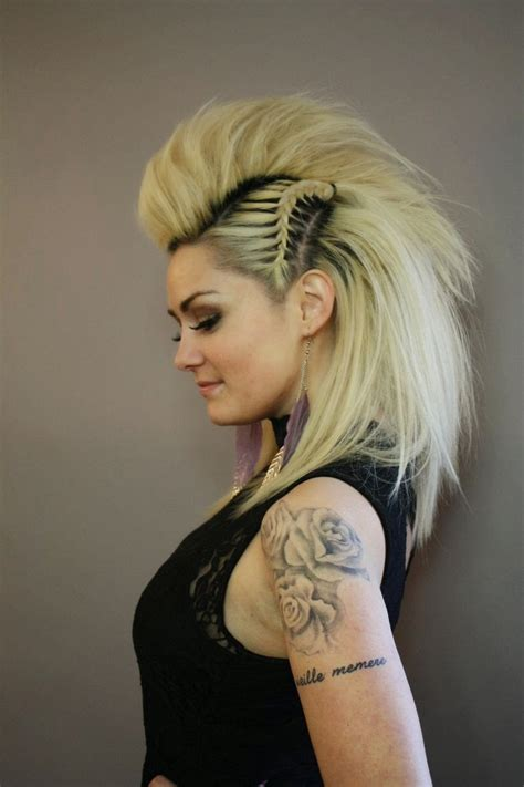 Faux Mohawks Special! Gallery & Video Tutorials! - The