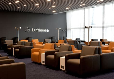 Lufthansa have opened their new lounge at London Heathrow