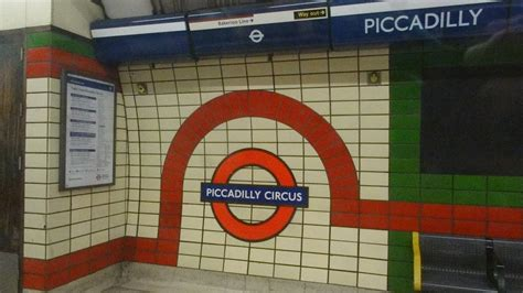 London Piccadilly Circus Underground station to Heathrow